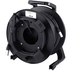 Sommer Cable CAT7 PUR Black 70m