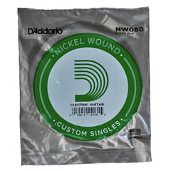 Daddario NW080 Single String