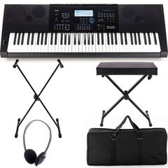 Casio WK-6600 Deluxe Bundle