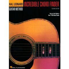 Hal Leonard Incredible Chord Finder