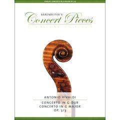 Bärenreiter Vivaldi Concerto in G-Dur VL