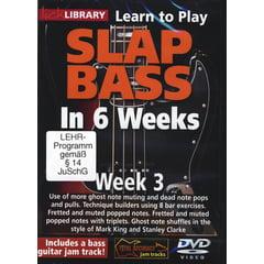 Roadrock International Slap Bass In 6 Weeks - Week 3