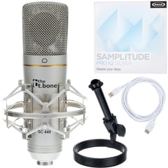 the t.bone SC 440 USB Podcast Bundle 2