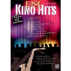 Alfred Music Publishing Easy Kino Hits A-Sax