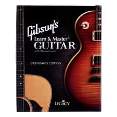Hal Leonard Gibson Learn & Master Guitar