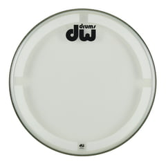 """DW 23"""" Bass Drum Batter Head C/C"""