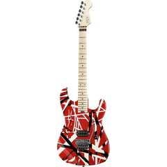 Evh Stripe Red