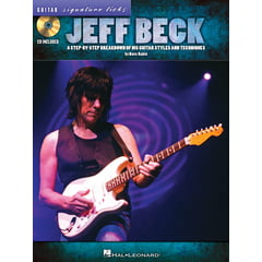 Hal Leonard Jeff Beck Guitar Signature