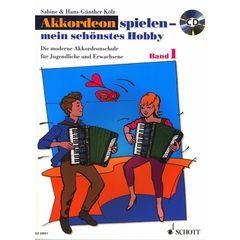 Schott Akkordeon Spielen Hobby 1