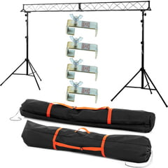 Stairville LB-3 Lighting Stand Set Bundle