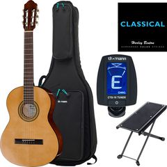 Thomann Classic Guitar 3/4 Bundle