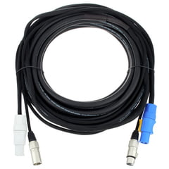 the sssnake PC 10 Power Twist/DMX Cable