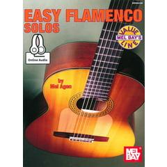 Mel Bay Easy Flamenco Solos