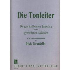 Musikverlag Robert Lienau Krentzlin Die Tonleiter