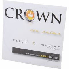 Crown By Larsen Cello String C Medium 4/4