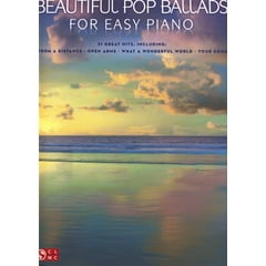 Hal Leonard Beautiful Pop Ballads