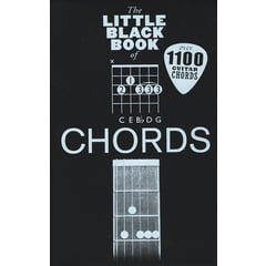 Wise Publications Little Black Book Chords