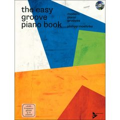 Advance Music The Easy Groove Piano Book