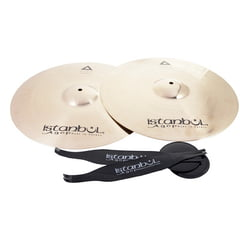 """Istanbul Agop Marching 18"""" Xist Brilliant"""