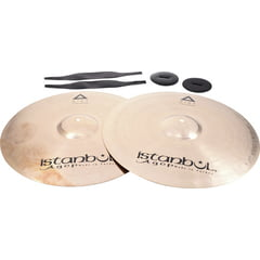 """Istanbul Agop Marching 20"""" Xist Brilliant"""