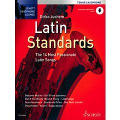 Schott Latin Standards T-Sax