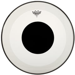 "Remo 24"" Powerstroke 3 Clear Dot"