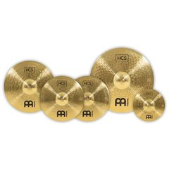 Meinl HCS Cymbal Set Standard Plus