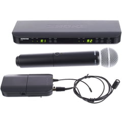 Shure BLX1288/W85 Combo S8