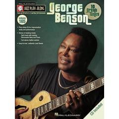 Hal Leonard Jazz Play-Along George Benson