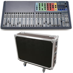 Soundcraft SiEx3 Road Case Bundle