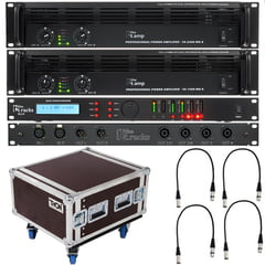 the t.amp Amprack 1424 Bundle