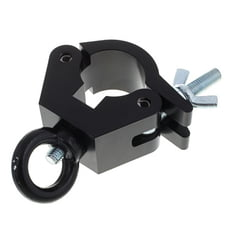 Doughty T57206 Clamp with Ring Black