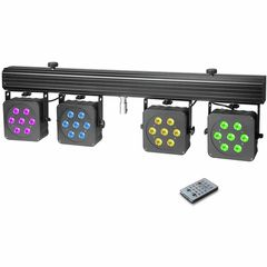 Cameo Multi Par 3 - LED Lighting Set
