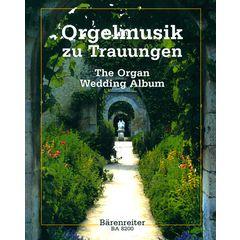 Bärenreiter Orgelmusik zu Trauungen
