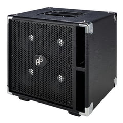 Phil Jones Piranha C4 Bass Cabinet BK