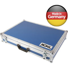 Thon Microphone Flightcase 14 blue