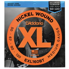 Daddario EXL160BT Balanced Tension