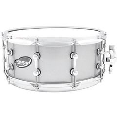 "Ahead 14""x06"" Snare Brass Pro Silver"