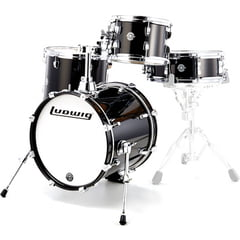 Ludwig Breakbeats Set Black Sparkle