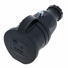 PCE 2511-s Taurus Socket EU Bk