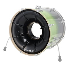 "Drumport 22"" Megaport Booster Carbon"