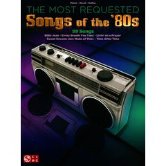 Cherry Lane Music Company Most Requested Songs Of 80's