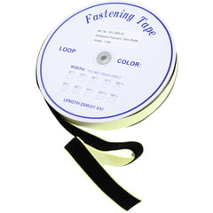 Stairville Fastening Tape Fleece 25m