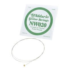 Daddario NW020 Single String