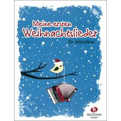Holzschuh Verlag Weihnachtslieder Accordion