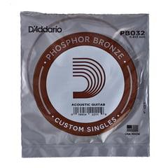 Daddario PB032 Single String