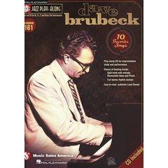 Hal Leonard Jazz Play-Along Dave Brubeck