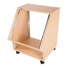 Thon Studio Side Rack XL 10U beech