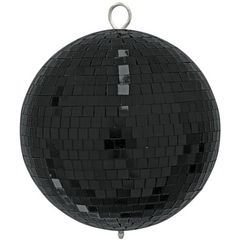 Eurolite Mirror Ball 20 cm black