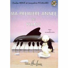 Editions Henry Lemoine Ma Première Année de Piano